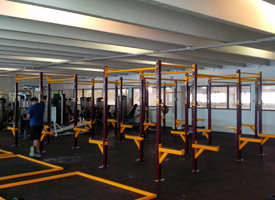 New Fitness Center Rendering
